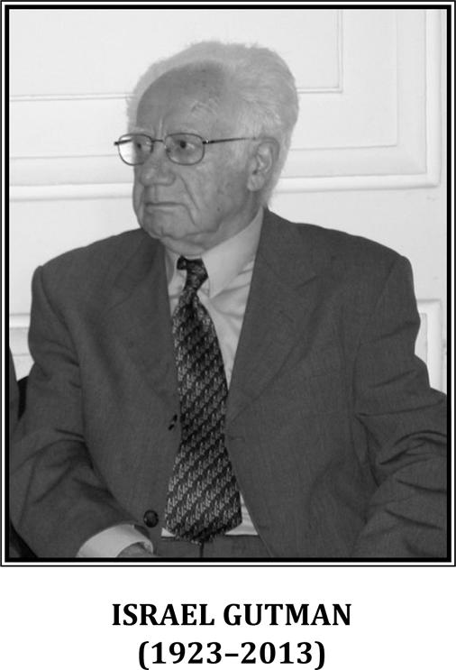 Israel Gutman